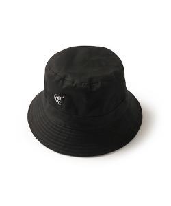 CRT LOGO BUCKET HAT(BLACK)_CRONPHW02UC6