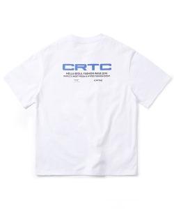 CRTC T-SHIRT(WHITE)_CTONURS04UC2