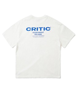 BACKSIDE LOGO T-SHIRT(WHITE)_CTONURS11UC2