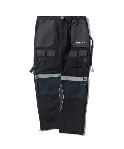 UTILITY TACTICAL PANTS(BLACK)_CTONAPT06UC6