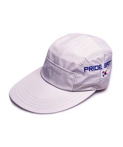 PRIDE SPORTS LONG BILL CAP (GREY)