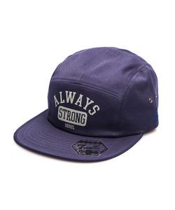 ALWAYS STRONG CAMP CAP (NAVY)