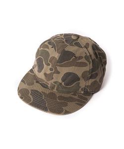 MPP 6PANEL CAMO CAP (GREEN)