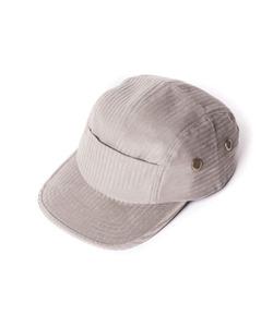 POSSE NATION 5PANEL CAMP CAP (GREY)