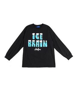 MAD PRIDE POSSE Ice Brain ls Black