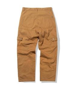 HEAVY WORK PANTS(BROWN)_CTTZIPT01UE2