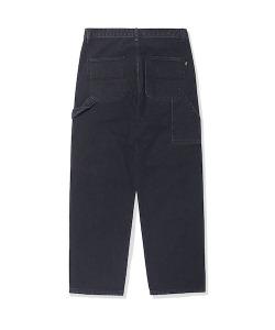 PATCHWORK DENIM PANTS(BLACK)_CTTOPPT01UC6