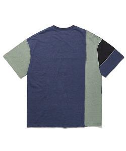 3 COMBINATION T-SHIRTS(DEEP BLUE)_CTTOURS18UB6