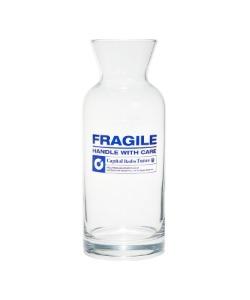 FRAGILE BOTTLE(WHITE)_CRTOUCP01UC2