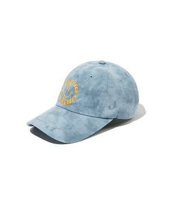 SMILE BALL CAP(INDIGO)_CTTOUHW06UB1