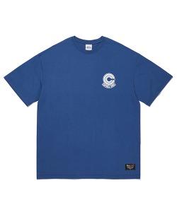 CAPSULE CORP SON T-SHIRT DEEP BLUE