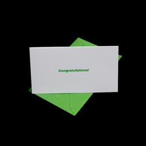 미니카드 02.축하