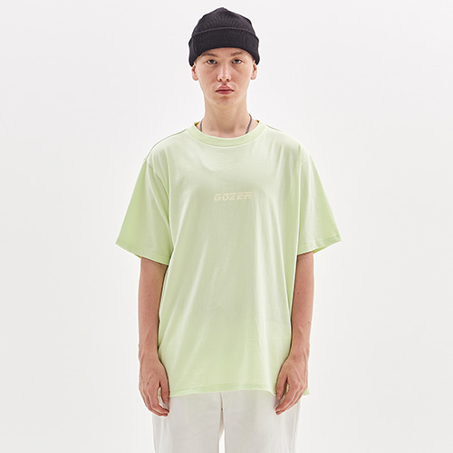 LOGO T-SHIRT_LIME