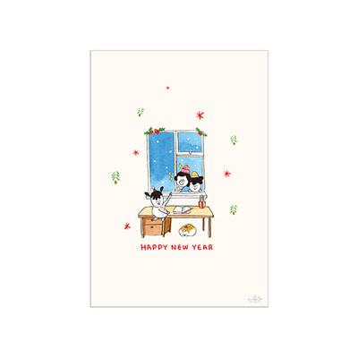 그레이스벨 크리스마스 엽서 08