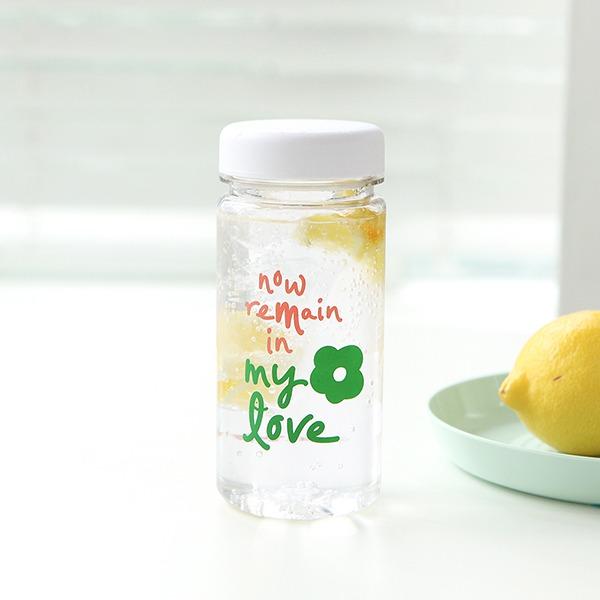 Gracebell Typo Pastel Bottle 01.My love