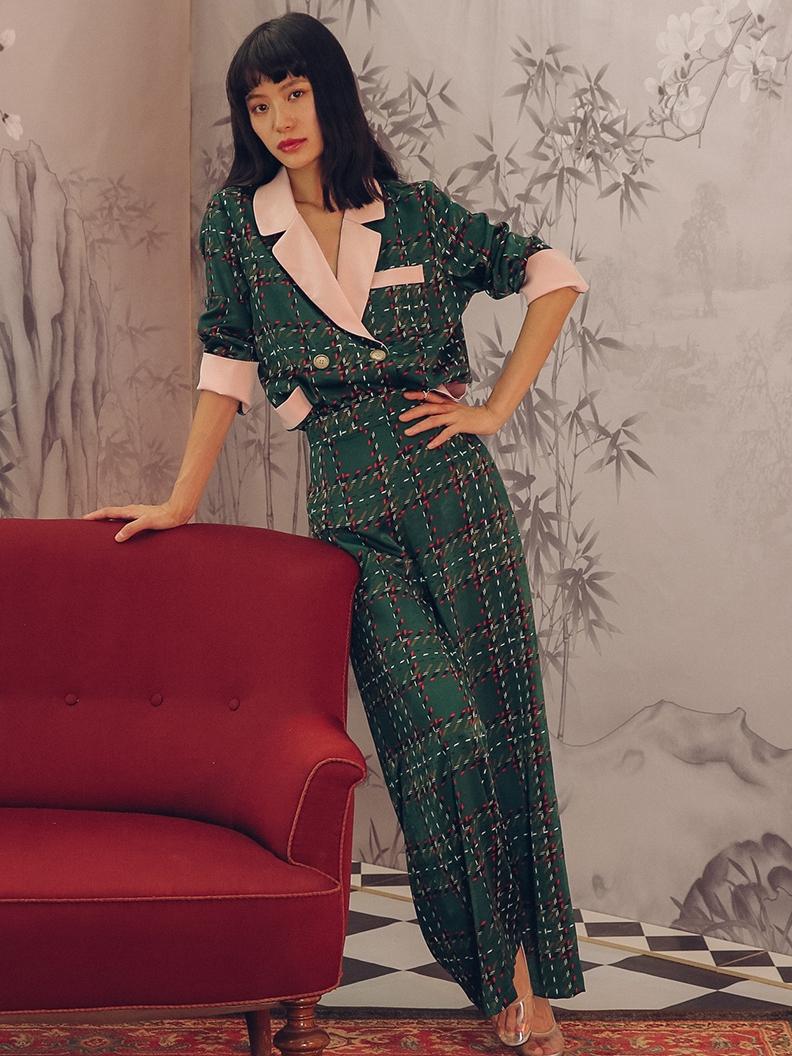 GUKALesphil Suit Twopiece