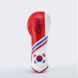 GR 대한민국 골프 국가대표 공식 양가죽드라이버 헤드커버