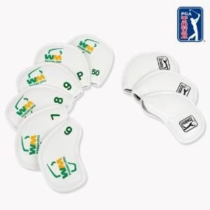 PGA 투어 피닉스 오픈 골프 아이언 헤드 커버 세트