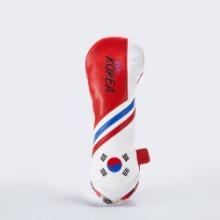 GR 대한민국 골프 국가대표 공식 양가죽 우드 헤드커버