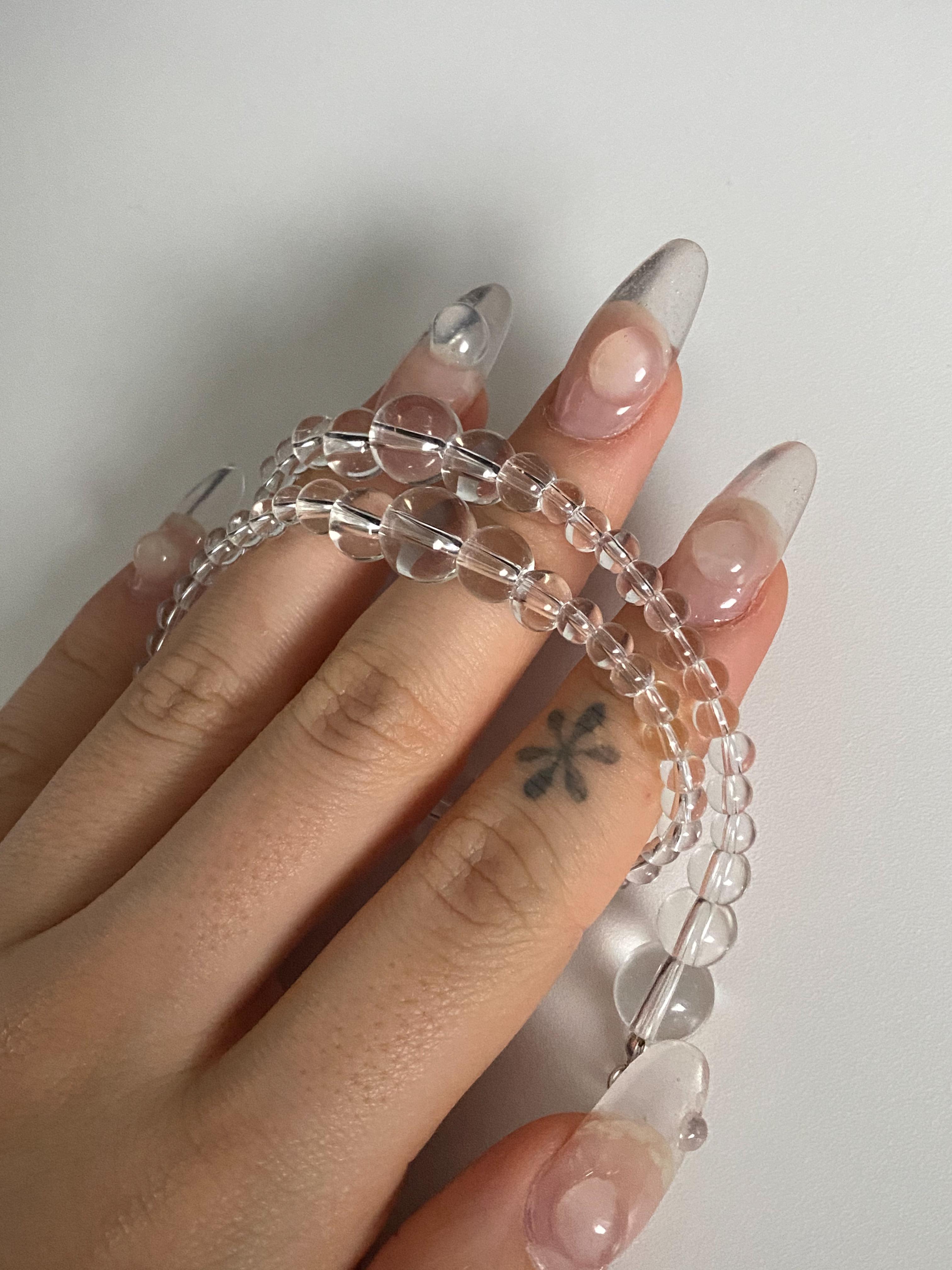 FOUNDᐝ Dewdrop necklace