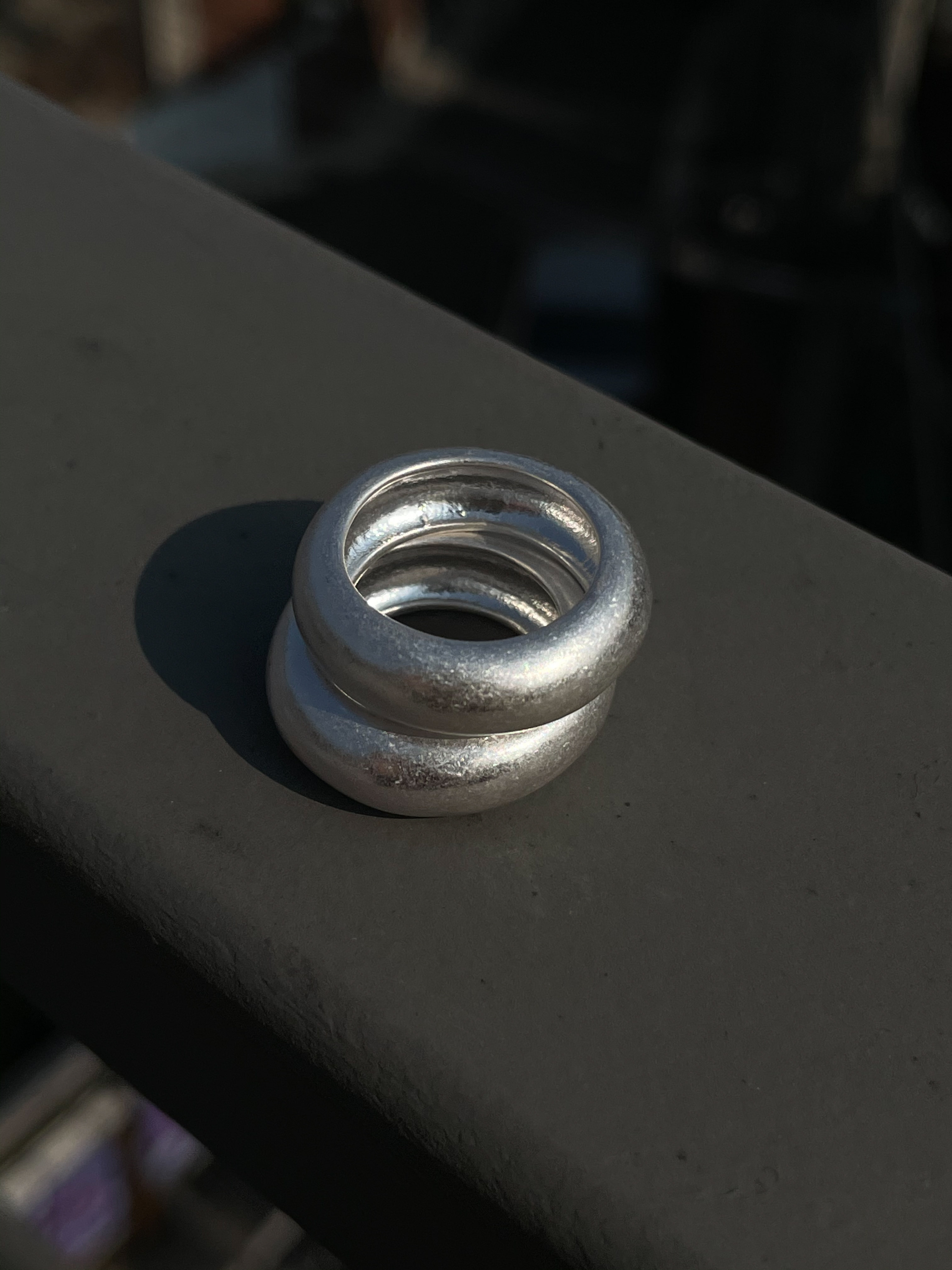 FOUNDᐝ base ring (2piece)