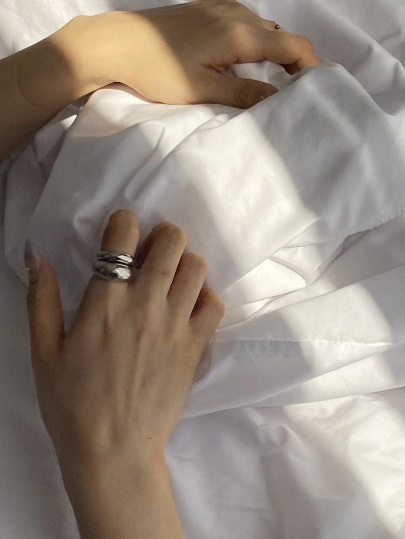 FOUNDᐝ Bold ring