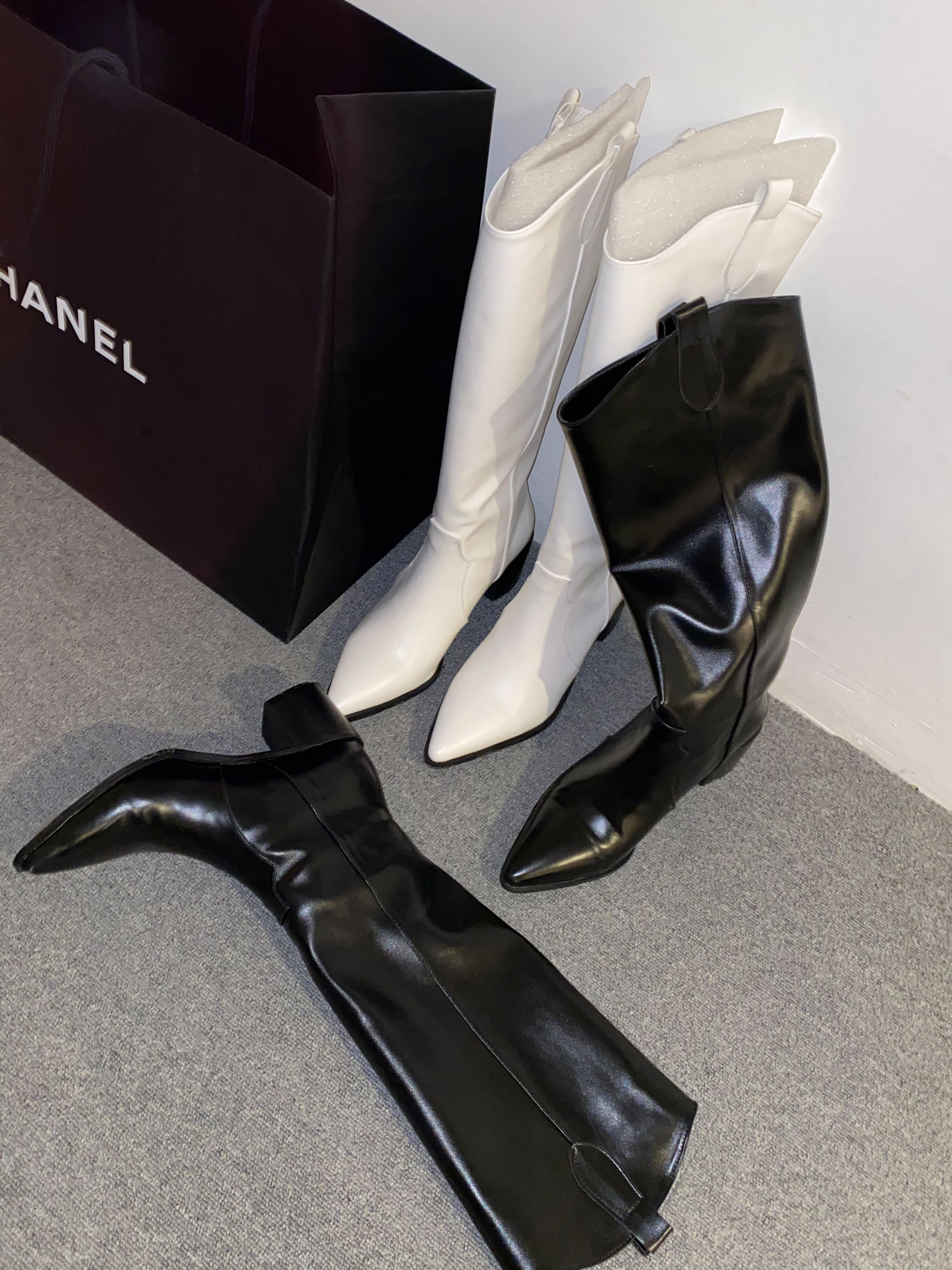 Max long boots