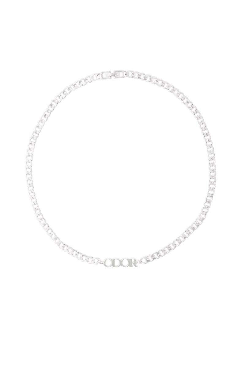 [ODOR MADE] Flat necklace