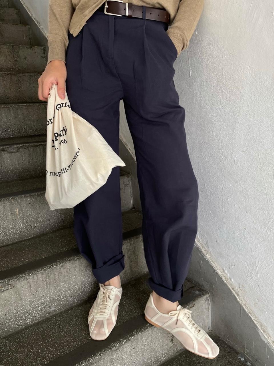 London cotton pants