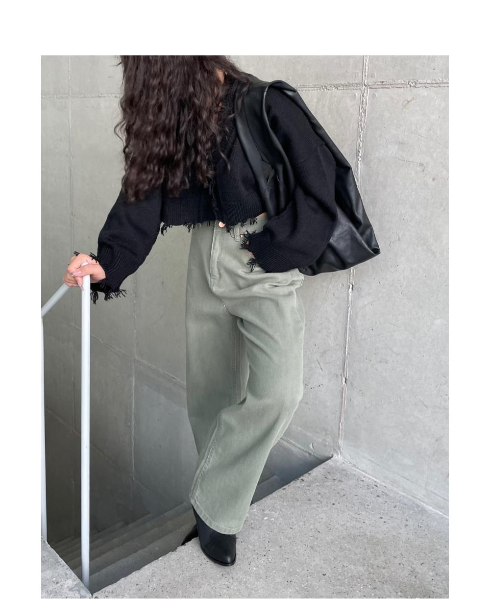 바지 모델 착용 이미지-S3L43