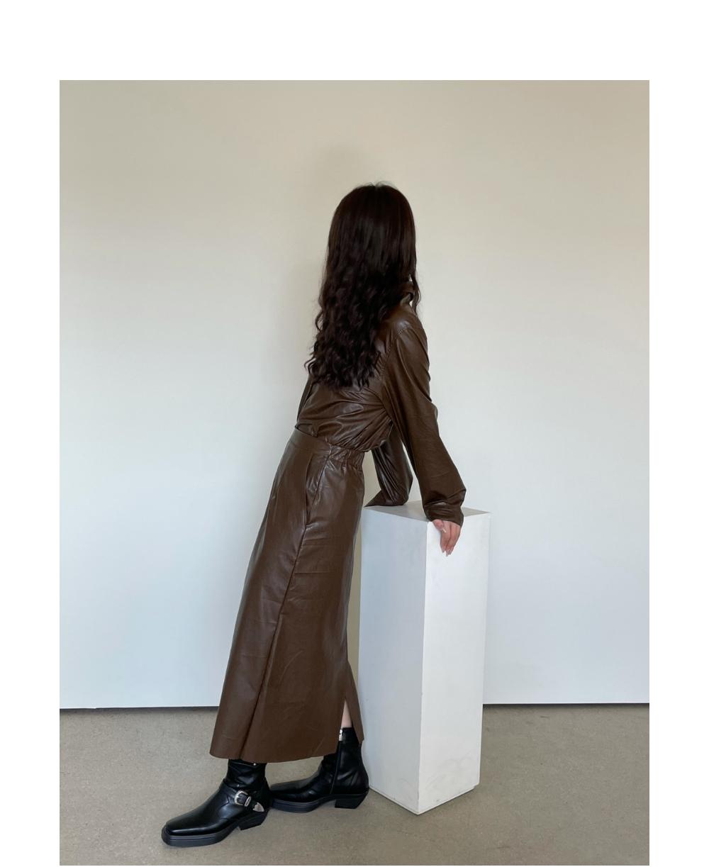 치마 모델 착용 이미지-S1L32