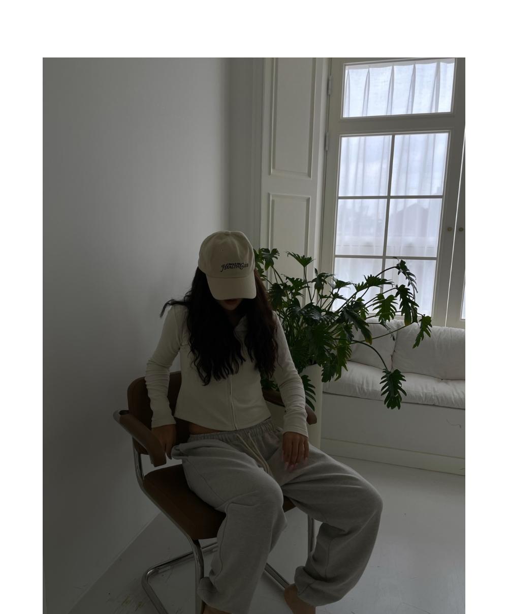 바지 모델 착용 이미지-S1L64