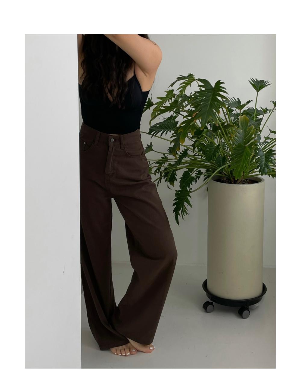 바지 모델 착용 이미지-S1L18