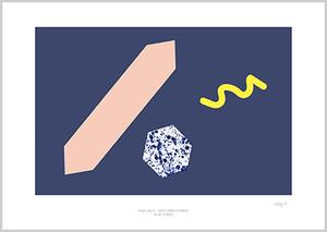 Blue Stones no.01 : 300*210(mm)