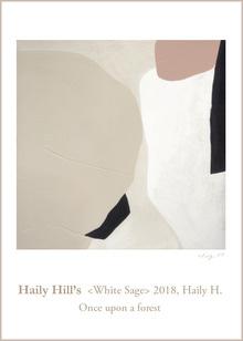 White Sage no.05 : 500*700(mm)
