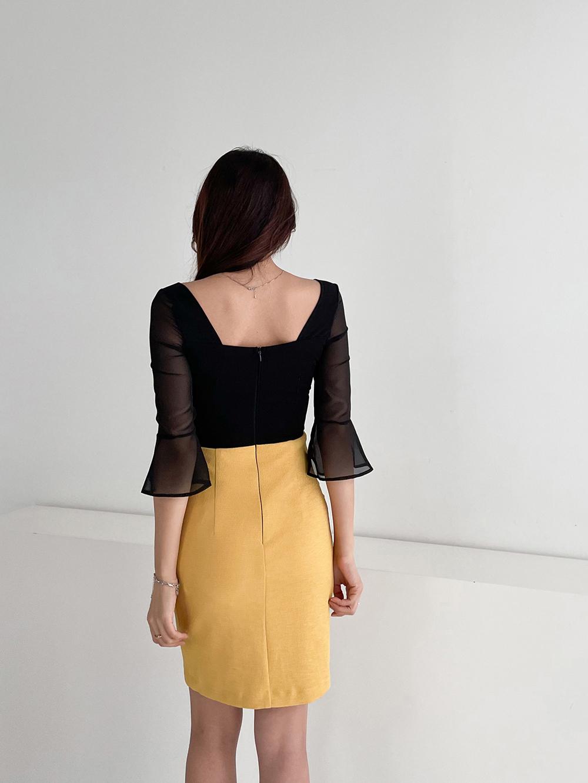 ドレス モデル画像-S3L61