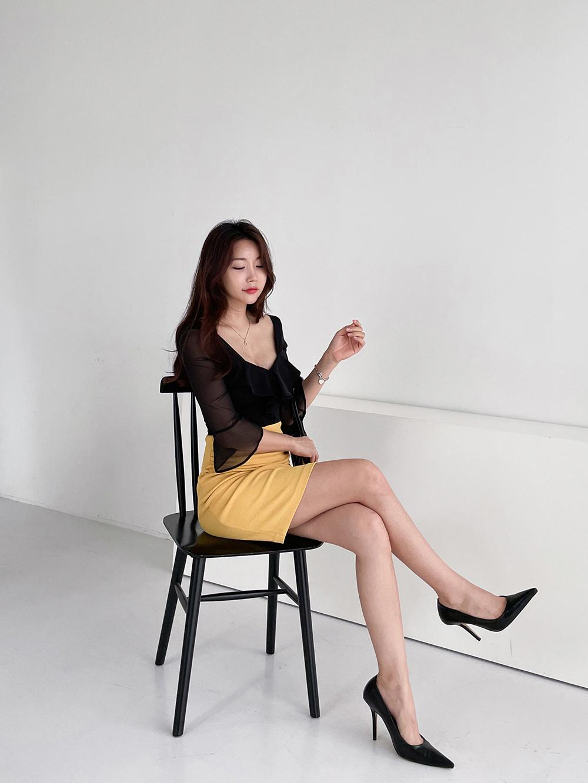 ドレス モデル画像-S3L57