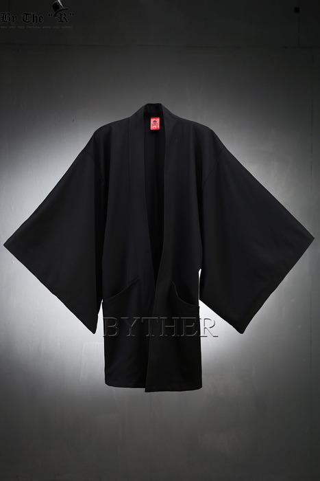 ByTheRMukha wide sleeve oriental cardigan