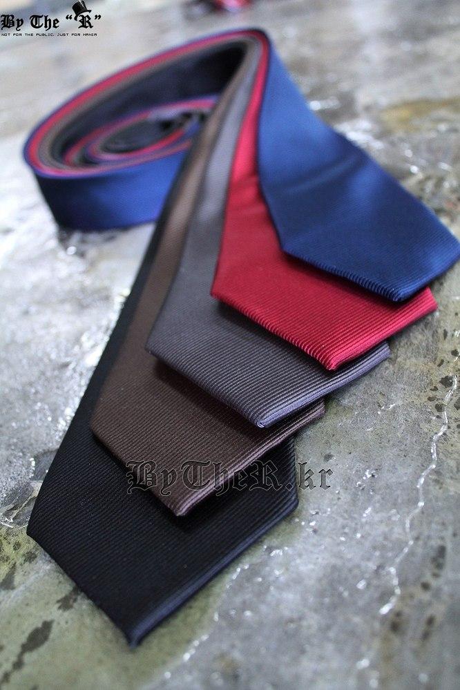 經典紳士風素色領帶