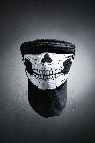 해골 멀티 마스크