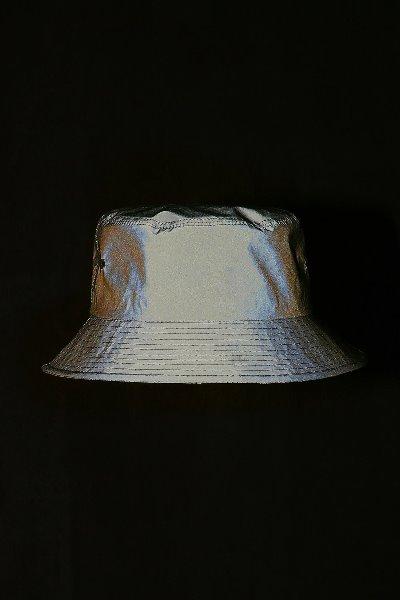 ByTheR Luminous Reflective Bucket Hat Black