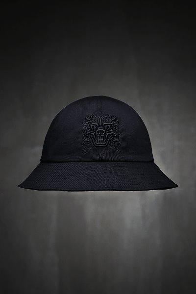 Mukha cotton-embroidered bucket hat