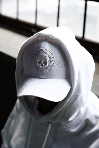 ByTheR Skull Logo Cotton Snap-Back