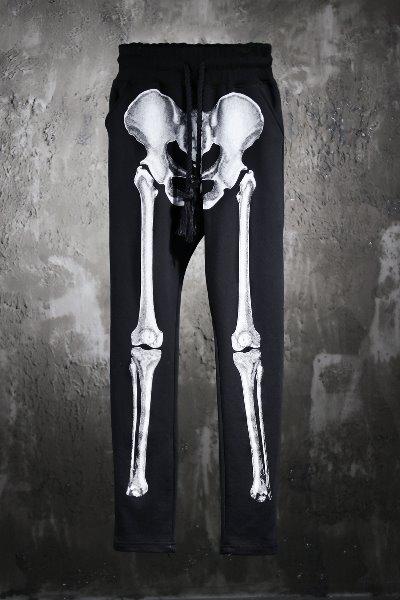 ByTheR Skeletal Print Training Pants