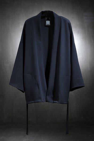 Mukha side strap oriental cardigan