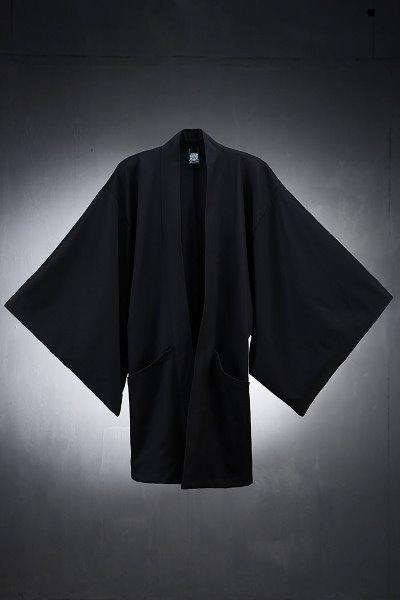 Mukha wide sleeve oriental cardigan