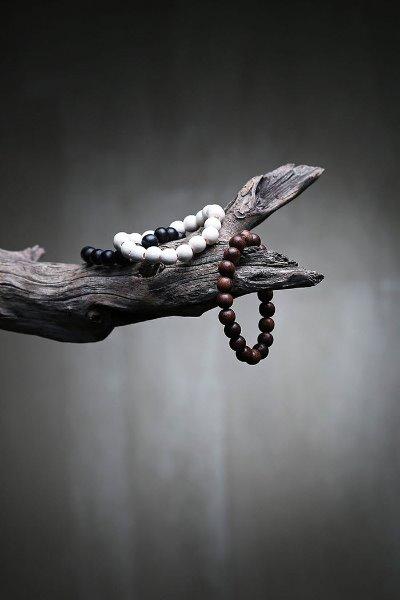 Mukha Oriental Bead Bracelet