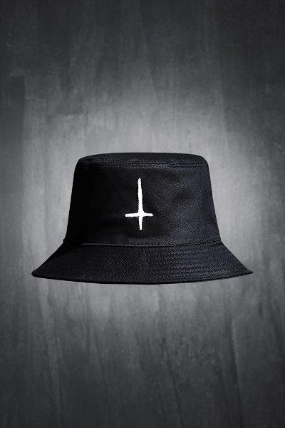 ProjectR Custom Cross Painting Bucket Hat