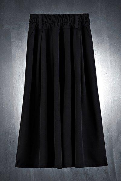 Mukha wide skirt skirt pants