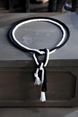 ByTheRMukha细绳腰带